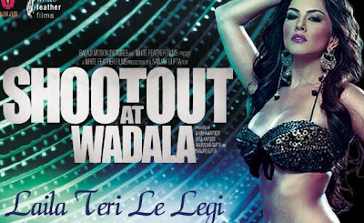 Laila Teri Le Legi Lyrics - Mika - Shootout At Wadala