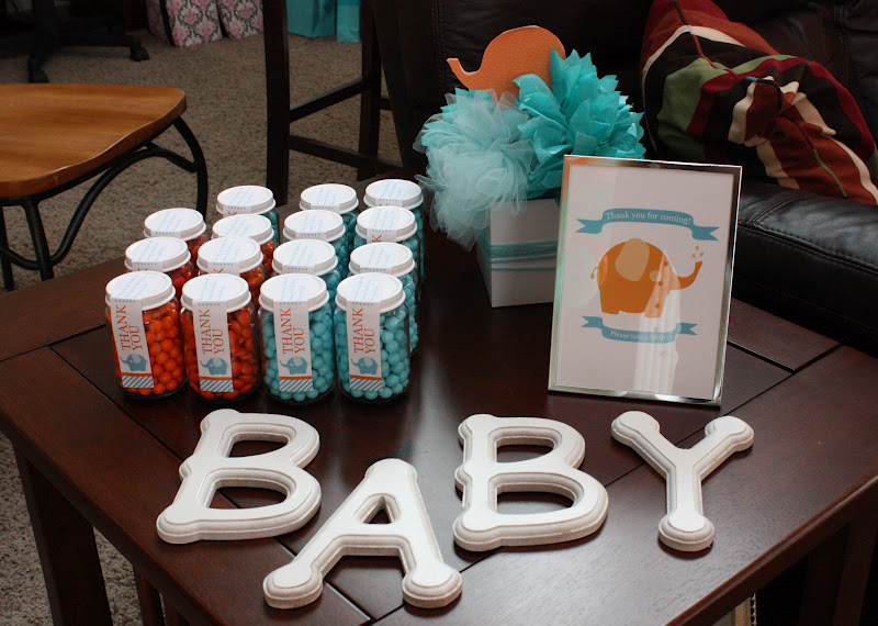 Baby Shower Gifts On A Budget ~ Baby shower food ideas on a tight budget