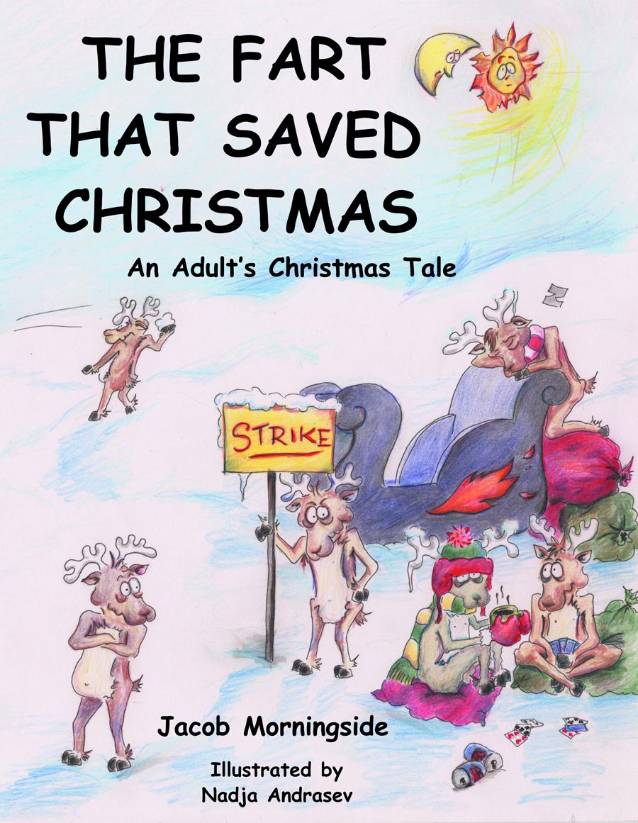 adult humorous christmas tale