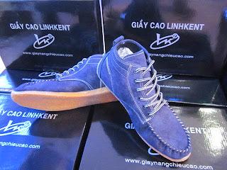 Giày nam kiểu dáng hàn quốc GT244. 5