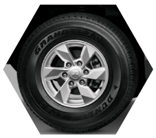 Alloy Wheel All New Triton