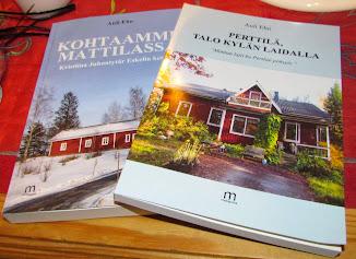 Haluatko tilata kirjani? auli.eho@ kolumbus.fi