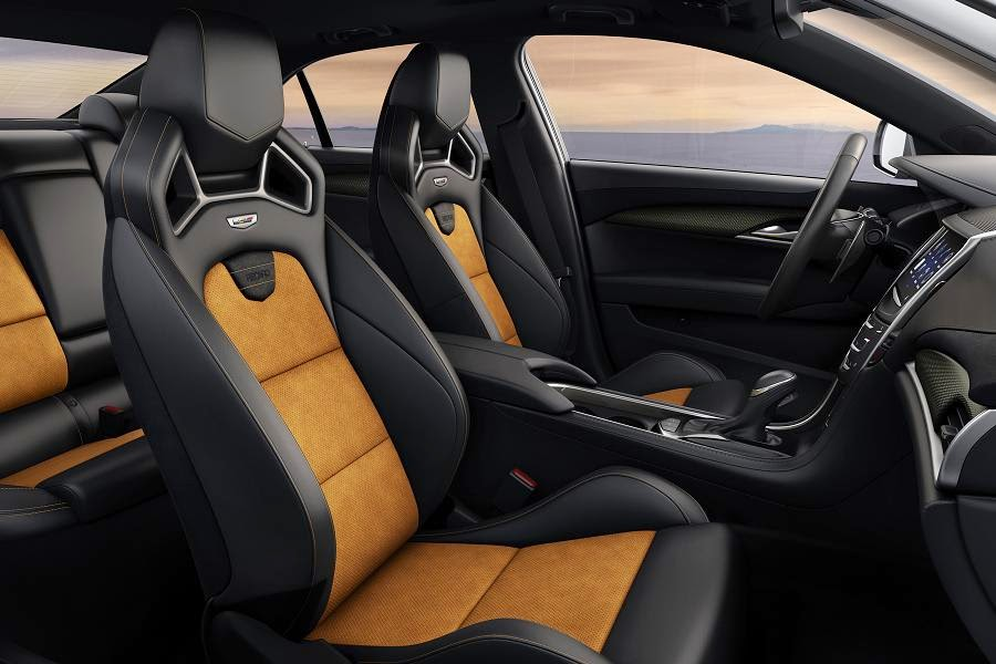 Cadillac ATS-V Sedan (2016) Interior