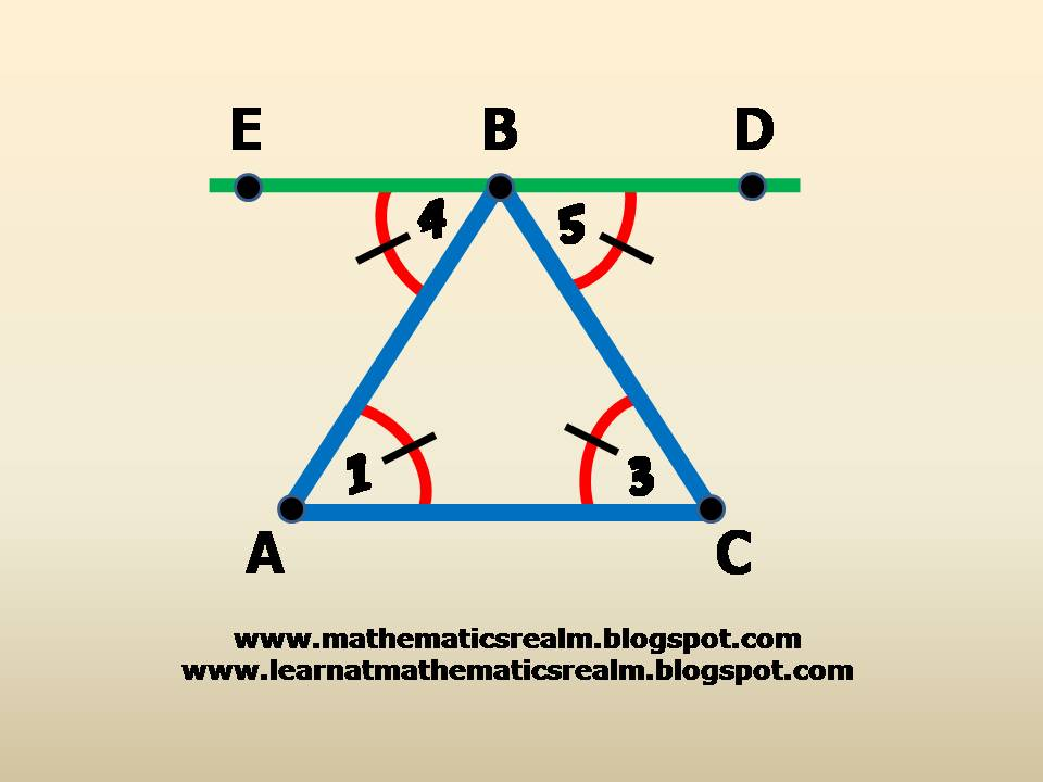 mathematics,geometry,angles,triangles,acute angles,interior angles,exterior angles,IGCSE