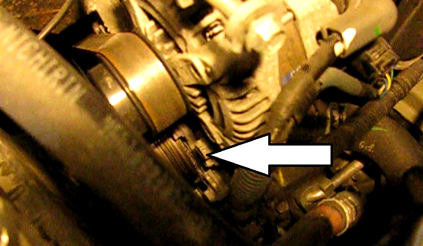 The Original Mechanic How to replace the serpentine belt