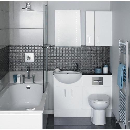 memperhatikan besarnya pori – pori model desain keramik kamar mandi