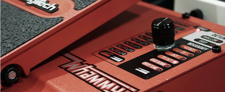 Digitech Whammy 5 Review and Buying Guide