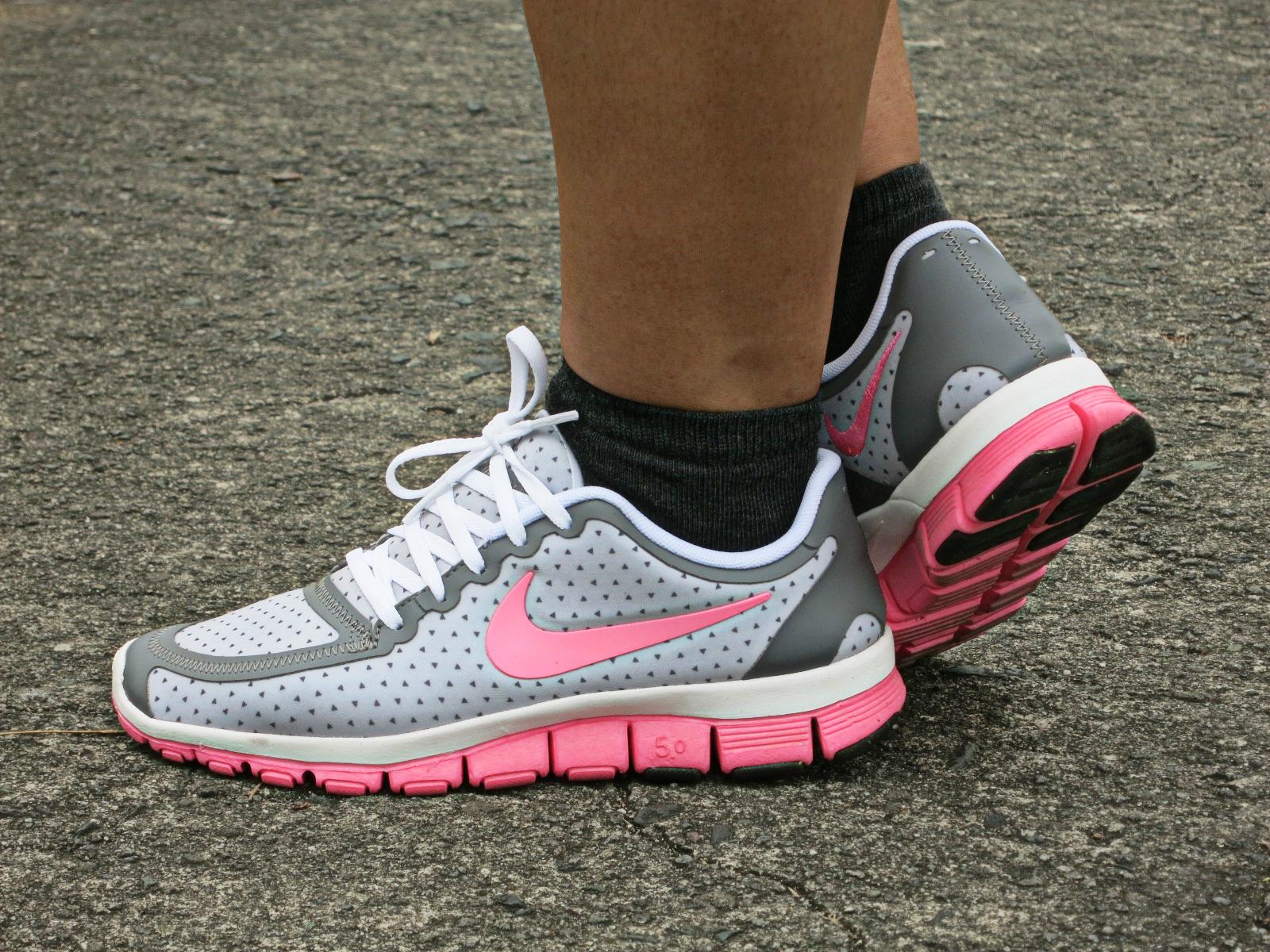 Nike Shoe Fit