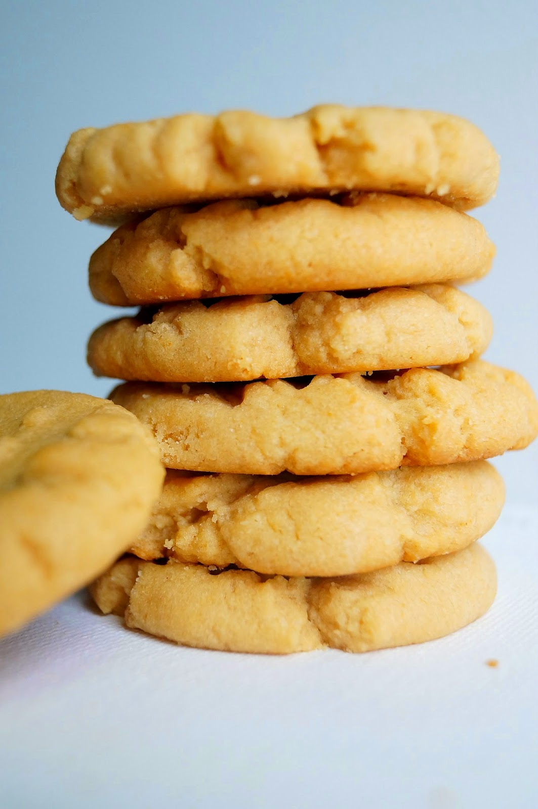 Old House to New Home : The Best Peanut Butter Cookies