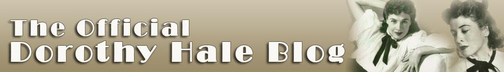 The Official Dorothy Hale Blog