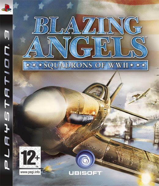 Blazing Angels Squadrons Of WWII USA PS3