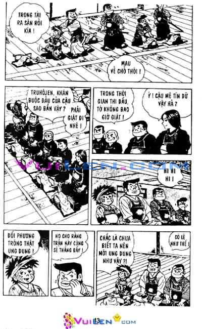 Siêu quậy Teppi chap 29 - Trang 43
