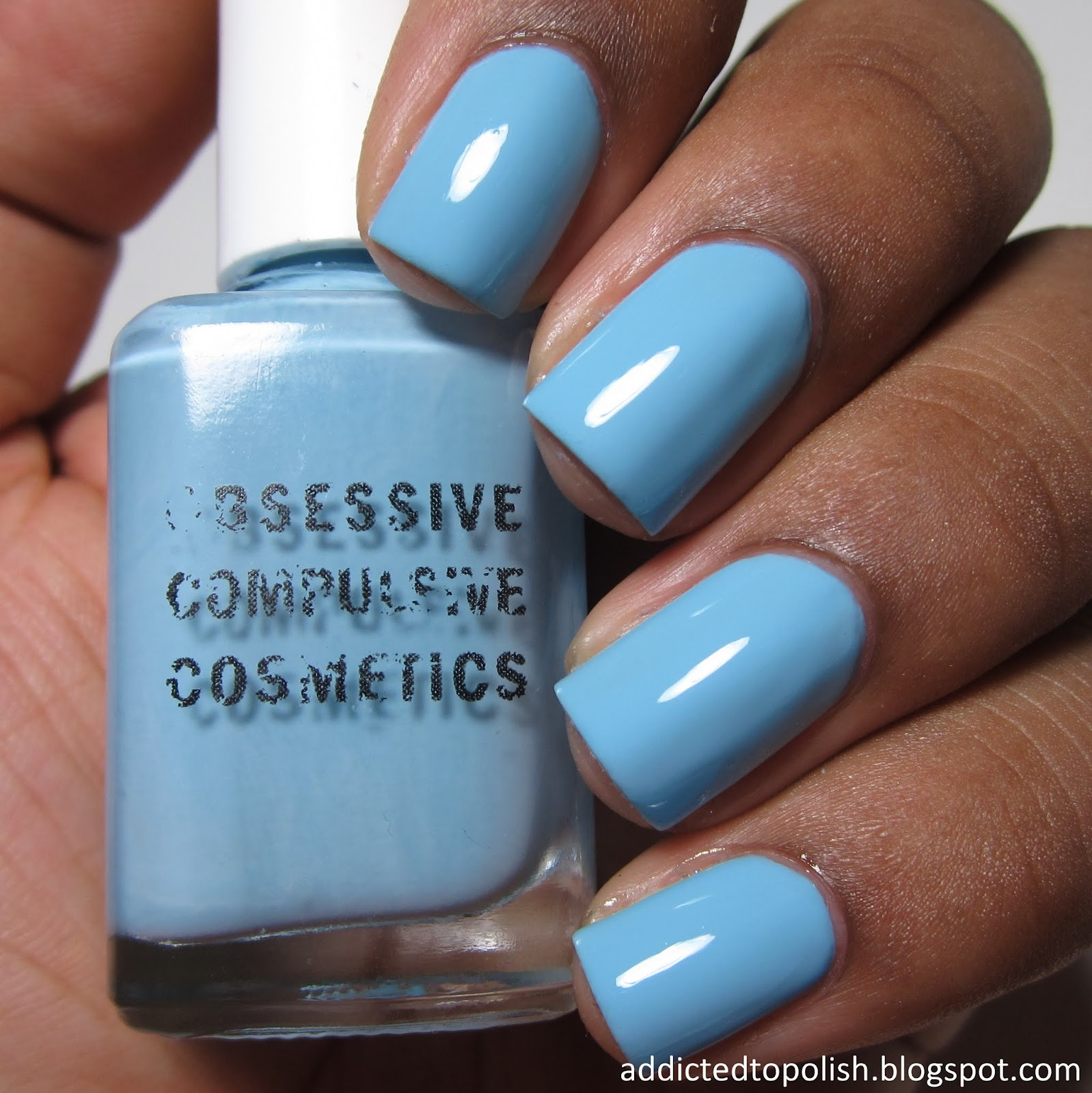 Obsessive Compulsive Cosmetics OCC Something