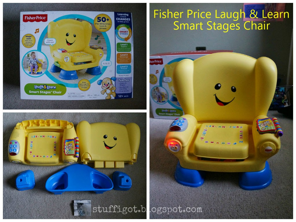 Fisher price smart stages chair - Wednesday November 26 2014