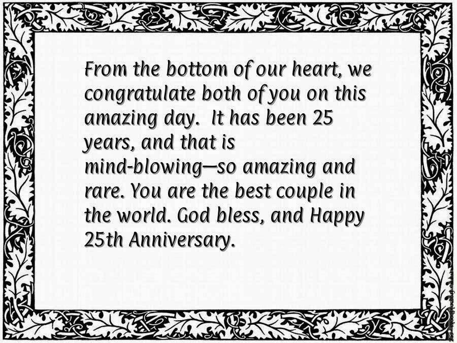 stunning 25th anniversary wishes for friends anniversary wishes