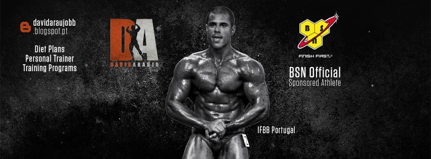 David Araújo Bodybuilder - Official Website
