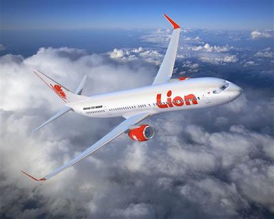 Harga Tiket Pesawat Lion Air Teknologi Dan Informasi