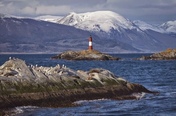 20 destinos turísticos de Latinoamérica - Ushuaia: Argentina