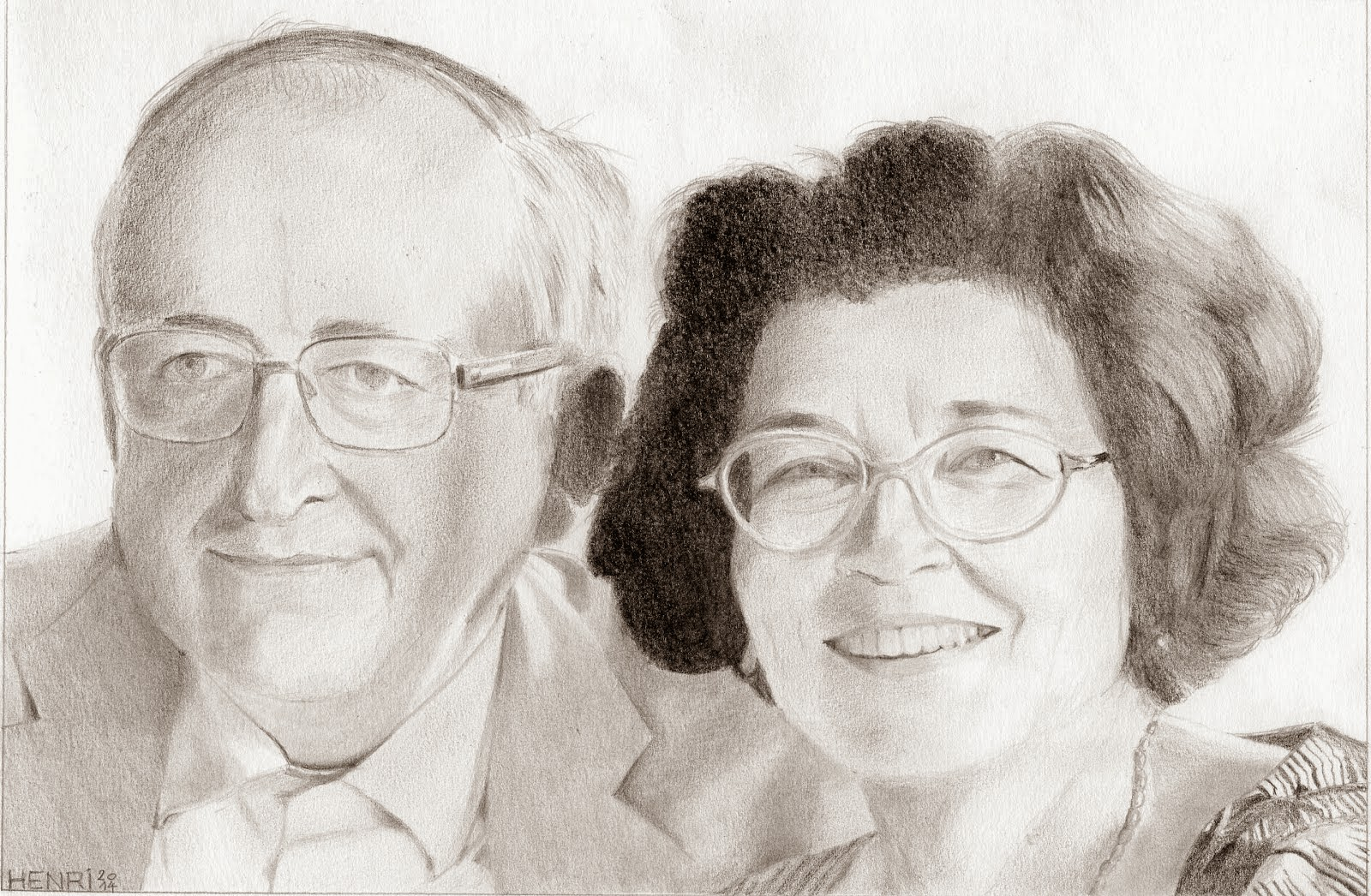 Jean et Liliane