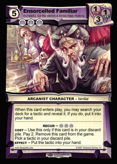 computer programming and magic the gathering the spoils a brief