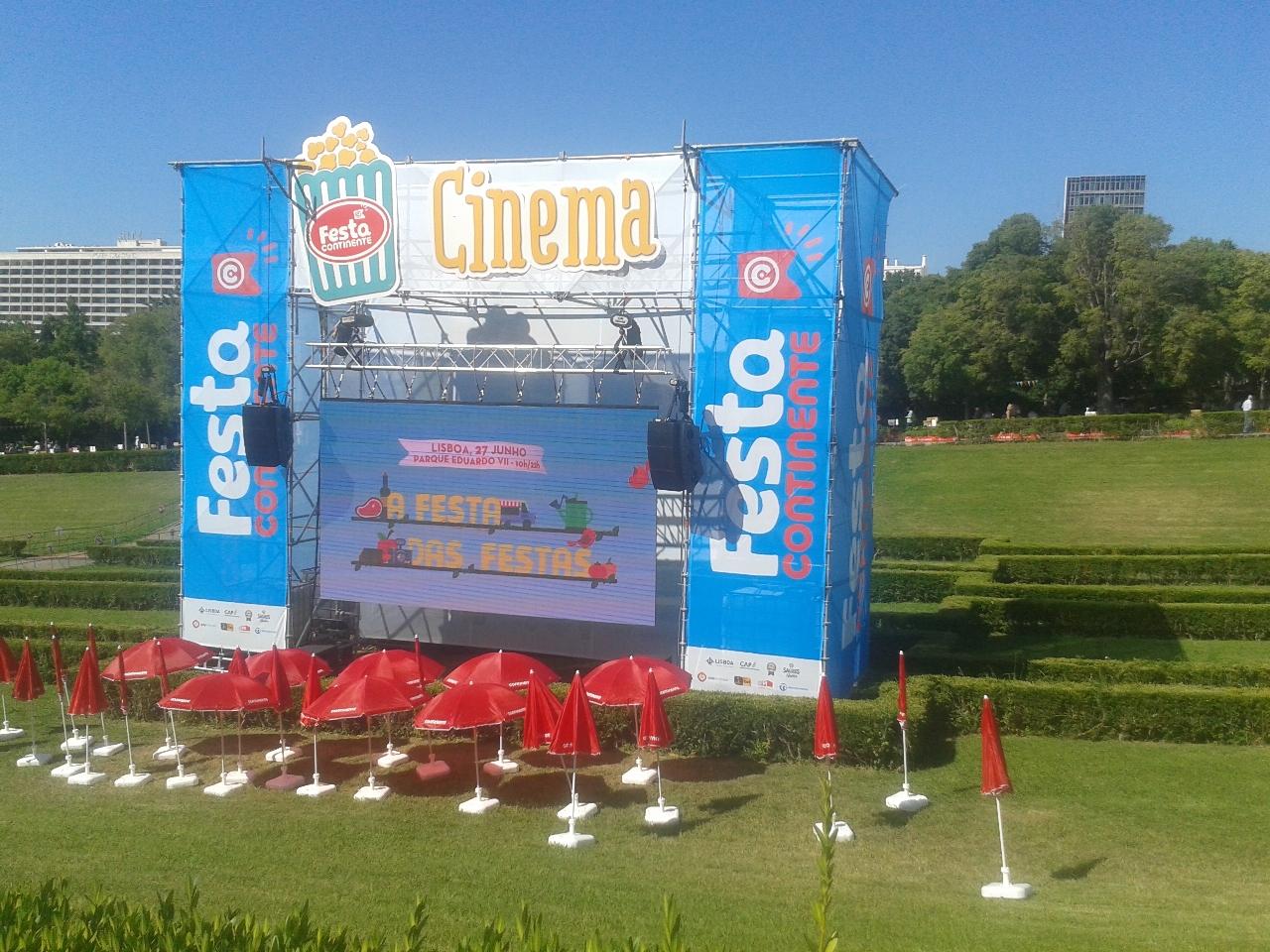 Local para Cinema - Clique na Imagem para ver maior