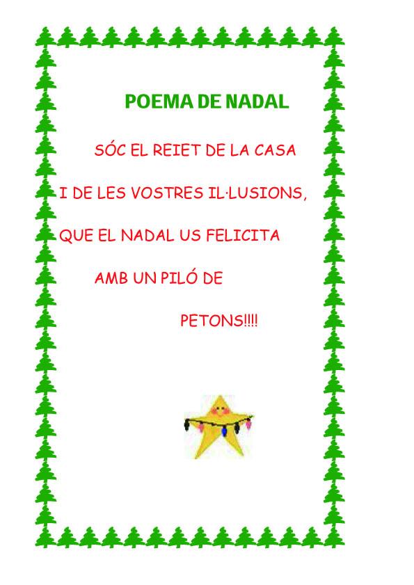 Poema De Christmas
