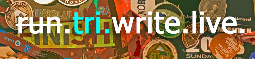 Tri. Write. Live.
