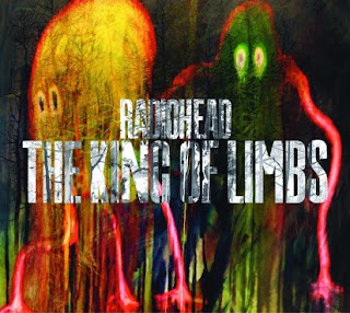 Radiohead, cd, download, mp3, The King of Limbs, audio, cover