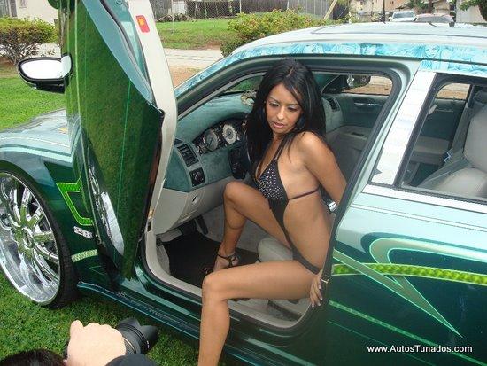 Carros Mulheres