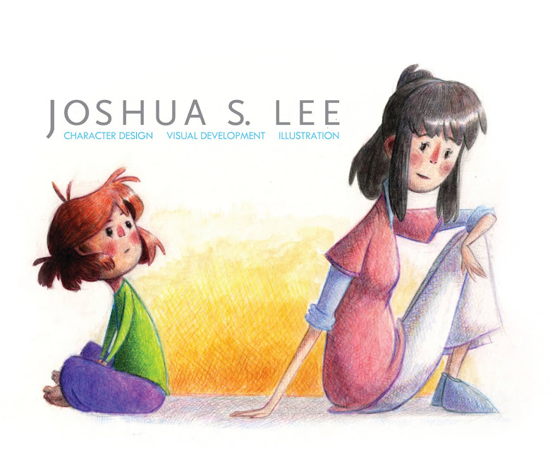 Joshua Lee Art Blog