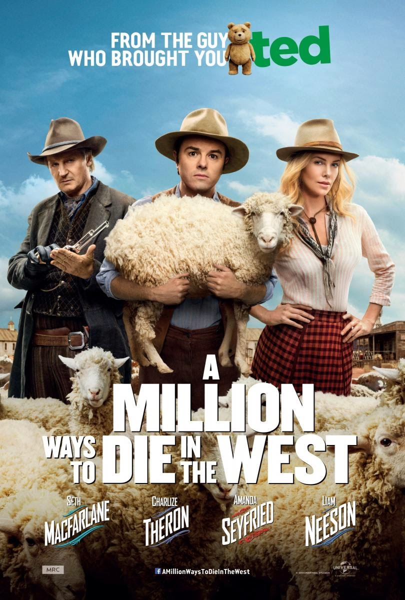 A Million Ways to Die in the West (BRRip FULL HD Inglés Subtitulada) (2014)