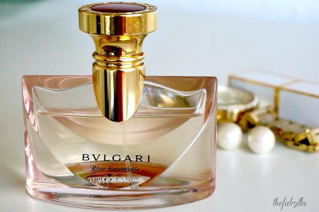 Favorite Fragrance, Bulgari, Bvlgari collection, Bvlgari Rose Essentielle, Bvlgari Jasmine Noir, Bvlgari BLV II, Review
