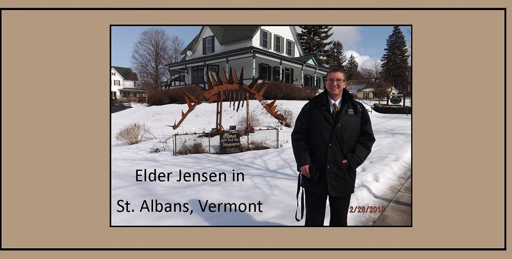 February 28, 2013 -St. Albans, Vermont