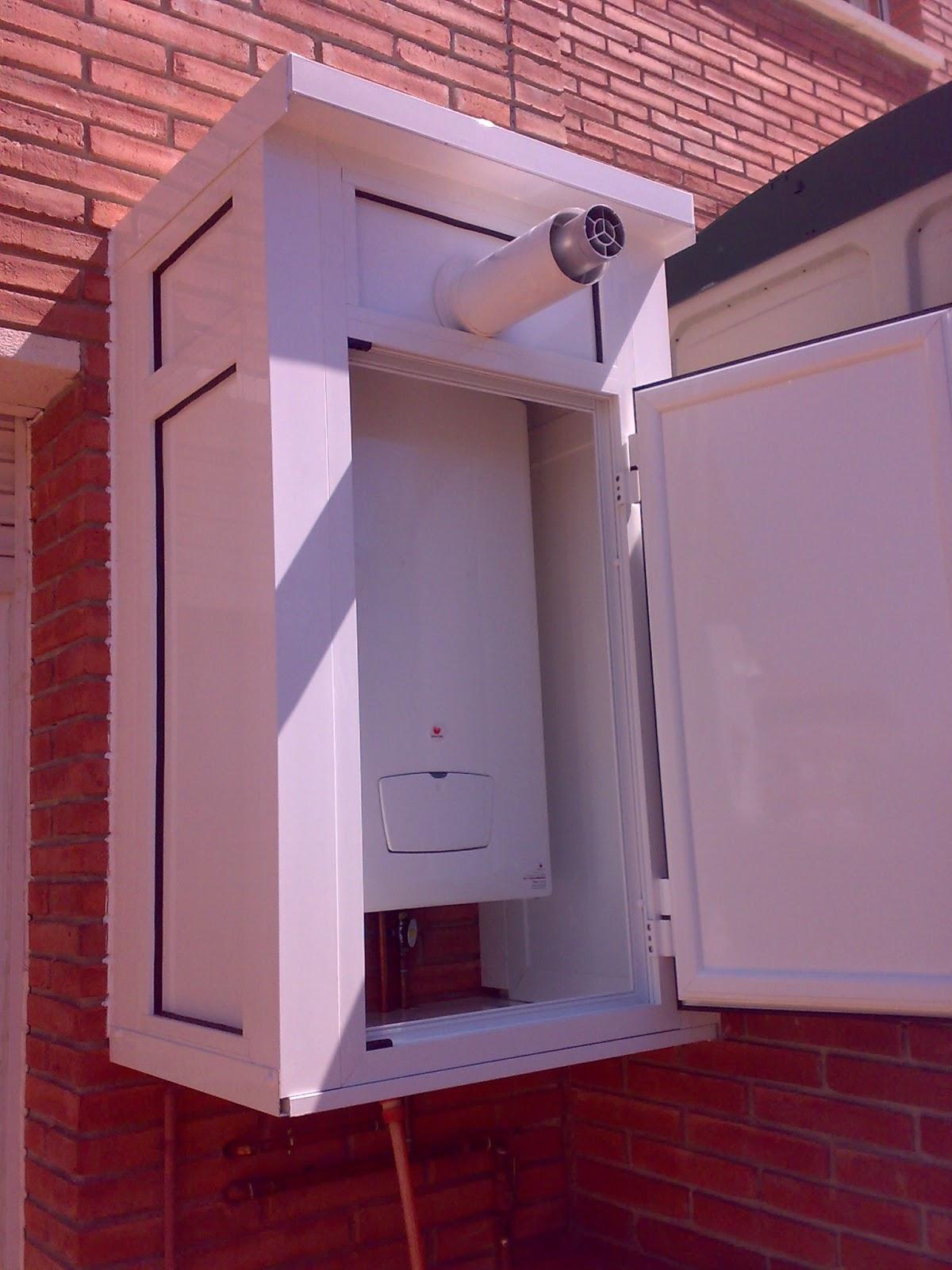 Armarios para terrazas y balcones excellent armarios para terrazas with armarios para terrazas - Armario para caldera exterior ...