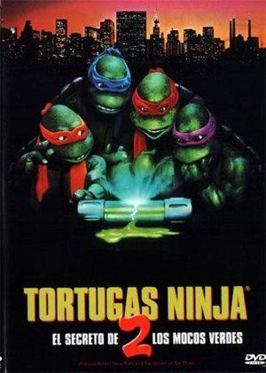 TORTUGAS NINJA 2 (1991) Ver Online - Español latino