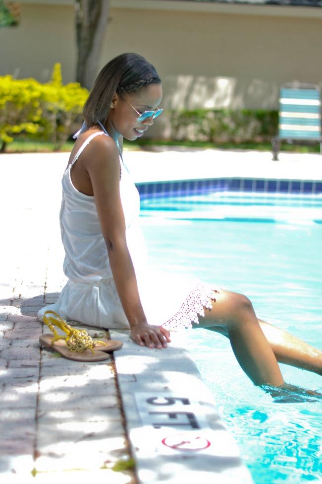 Beach Swimwear Cover Up
