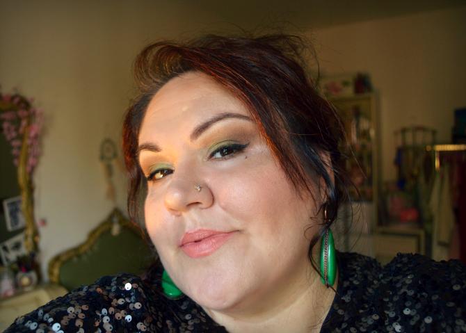 makeup con prodotti ecobio o con buon inci di capodanno