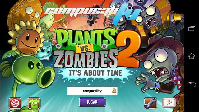 Plantas Vs Zombies 2 Español Android APK