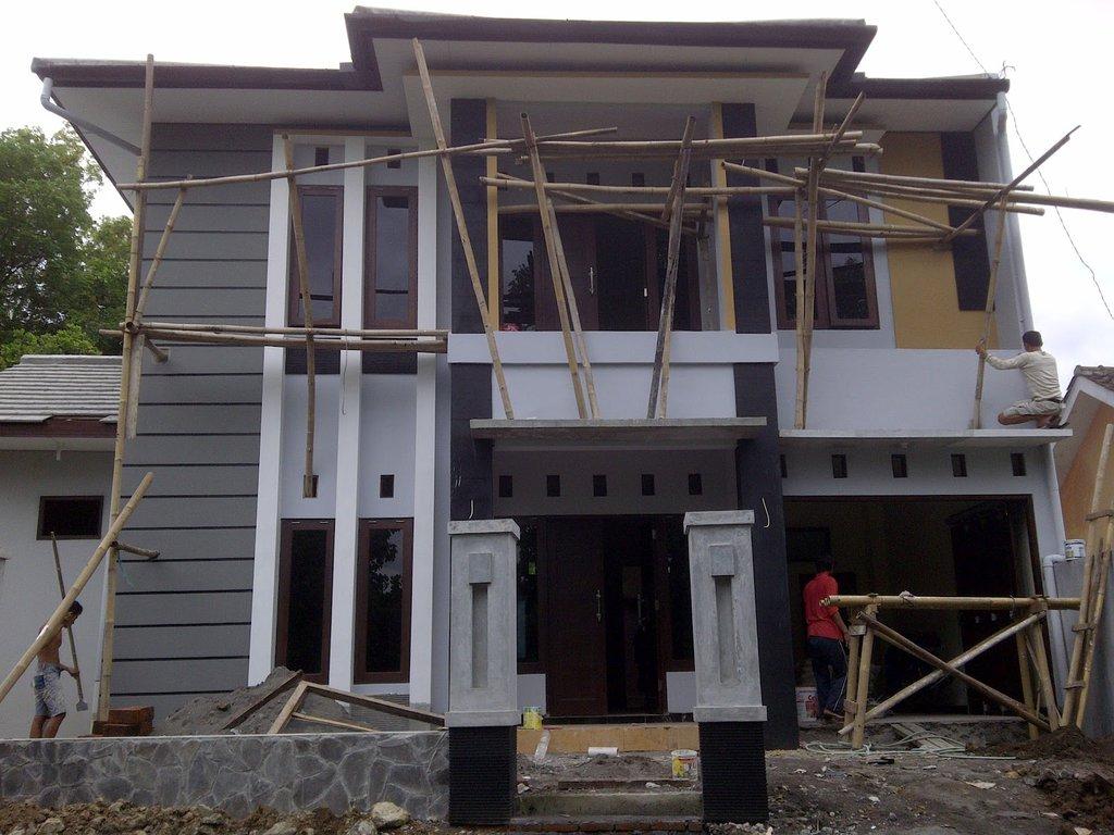 085230068131 kontraktor jasa bangun renovasi rumah for Biaya membuat kitchen set