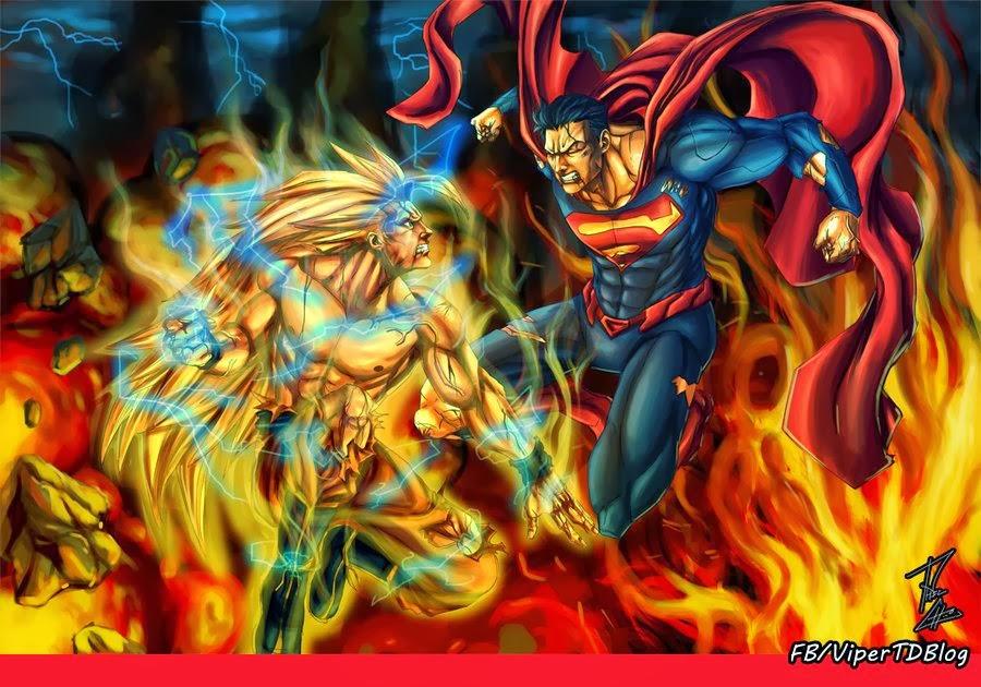 Superman e goku