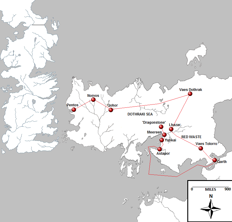The Wertzone: Mapping Daenerys's journey in A SONG OF ICE AND FIRE on game of thrones recap, game of thrones finale spoilers, game of thrones dragons, game of thrones balon greyjoy, game of thrones simpsons, game of thrones character guide, game of thrones baratheon, game of thrones white walkers, game of thrones world, game of thrones cast, game of thrones fire priestess, game of thrones ned stark pop doll, game of thrones clan names, game of thrones concept art, game of thrones character names,