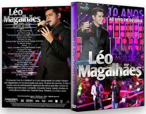 Léo Magalhães 10 Anos DVDRip XviD 2014