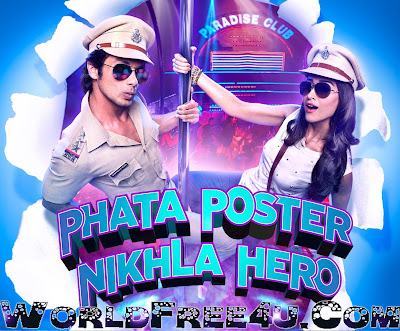 Cover Of Phata Poster Nikla Hero (2013) Hindi Movie Mp3 Songs Free Download Listen Online At worldfree4u.com
