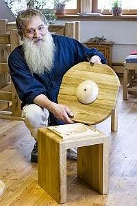 Handwerkstatt der Holzgestaltung, Albrecht Wilhelm