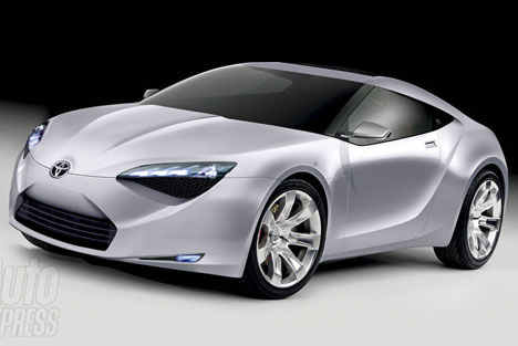 Sport Cars on Cars And Bikes  Toyota Sports Cars Sports Cars