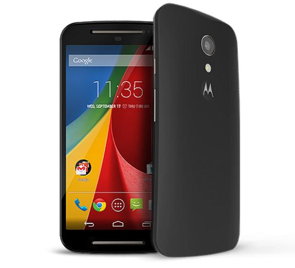 Motorola Moto G (2nd gen) Specification