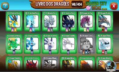 Novo Livro dos Dragões!