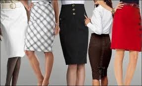 Una falda para cada tipo de mujer