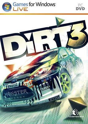 DiRT 3 - BlackBox Repack