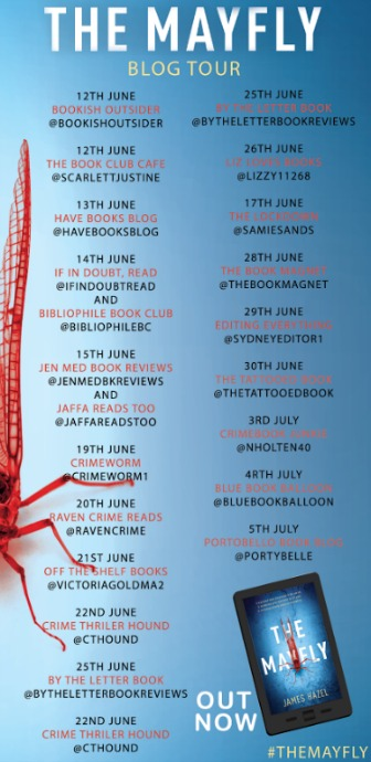 Blog Tour: The Mayfly